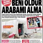 Konyalı kağıt toplayıcı 33 yaşındaki Hakan Gül'ün yaşadığı ev…