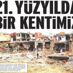 21.yüzyılda bir kentimiz…