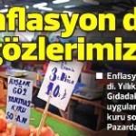 Kuru soğan 3,5 TL ama enflasyon düşüyor