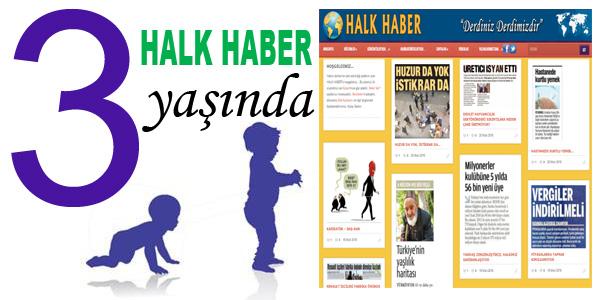 halkhaber-3yasinda