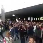 """Video – Ankara'da halk """"Hırsız Katil Erdoğan"""" sloganlarıyla yürüdü"""