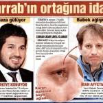 Halkın parasını çalanı İran affetmez, Türkiye destekler!
