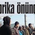 Renault işçileri fabrika önünde direnişe başladı