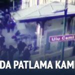 Video – Bursa Ulu Camii yanındaki bombalı saldırının görüntüleri…