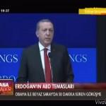 Video – Recep Tayyip Erdoğan: Amerika ile aynı saflarda mücadele veriyoruz