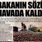 Türkiye'de çiftçinin sahipsiz olduğu bir kez daha ortaya çıktı
