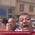 Video – Kilis halkı kentte güvenlik kalmadığı için yetkililere tepki gösteriyor