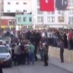 Video – Kilis halkı meydana indi, devleti protesto etti