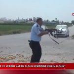 Video – Adanalı patates üreticileri protesto yaptı, polis ateş açtı