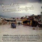 Şırnak'ta yıkımın fotoğrafı…