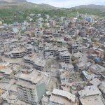 Foto – Sokağa çıkma yasağı ve ablukanın sürdüğü Şırnak'ta evler yıkılıyor