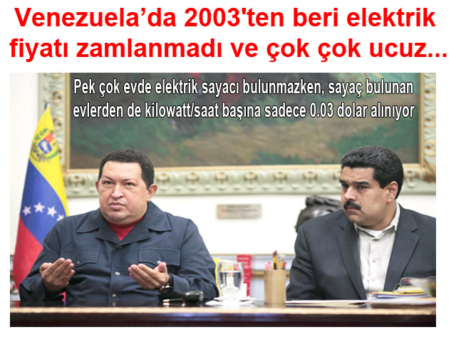 venezuela-elektrik