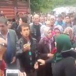 Video – Zonguldak'ta 5 aydır maaşını alamayan madenci isyan etti