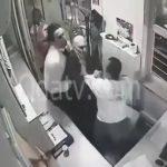 Video – AKP'li eski bakan Erdoğan Bayraktar güvenlik görevlisi dövdü
