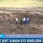 Video – Diyarbakırlı fedakar köylüler asker için canlarını feda etti