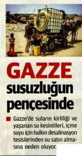 gazze-susuz