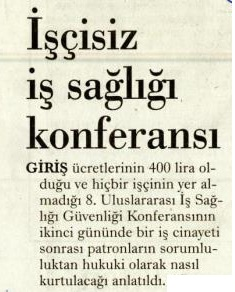 is-sagligi-konferansi