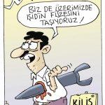 Karikatür – Kilis halkı ölüyor