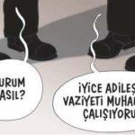 Karikatür – Vaziyeti muhafaza…