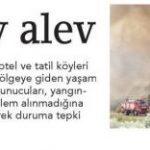 Antalya'daki orman yangınları yeni otellere yer açmak için mi çıkarılıyor?
