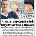 4.kattan düşen 3 yaşındaki çocuğu duyarlı bir vatandaş kurtardı