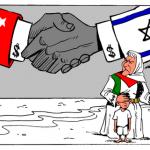 Karikatür – Korsan İsrail ve Türkiye anlaşmasına Filistin'in bakışı…