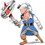 Karikatür – Türkiye, Mavi Marmara'nın intikamını İsrail ile anlaşarak mı aldı?