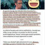 Hakan ALBAYRAK'ın Fethullah GÜLEN ile ilgili yazısı… 5/11/2007 Yeni Şafak