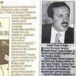 Recep Tayyip Erdoğan: Boğaza 3.köprü intihardır