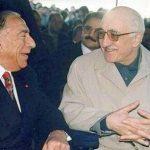 Alparslan Türkeş ve Fethullah Gülen…