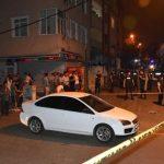 'Hız yapmayın' diyen mahalleliyi taradılar: 1 çocuk öldü