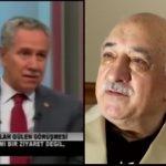 Video – Bülent Arınç: Recep Tayyip Erdoğan, Hocaefendi'nin bize emri…