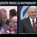 Video – Binali Yıldırım: Allah'a şükür İsrail'le mutabakat sağladık