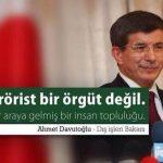 Video – Ahmet Davutoğlu'nun IŞİD ile ilgili açıklamaları…