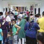 Kahramanmaraş'ın Elbistan ilçesinde 5000 kişi hastanelik oldu