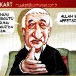 Karikatür – FETÖ'nün terör örgütü olduğu ne zaman anlaşıldı?