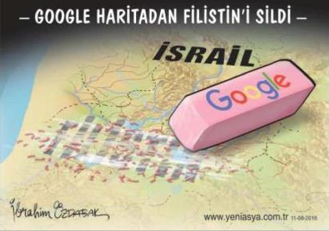 google-israil