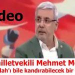 AKP milletvekili Mehmet Metiner: FETÖ, Allah'ı bile kandırabilecek bir örgüttür