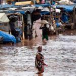 Nijer'de sel: 14 kişi hayatını kaybetti, 46 bin kişi evsiz kaldı