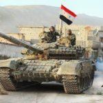 Suriye ordusu Halep'te yeniden taarruza geçti