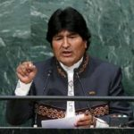 Bolivya lideri Evo Morales, ABD ve korsan İsrail'i topa tuttu