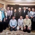AK Partili vekillerin Fetullah Gülen'le pozu çıktı
