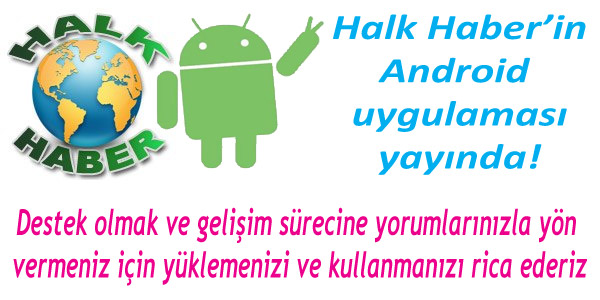 Halk Haber Android