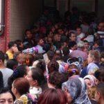 İşsizliğin fotoğrafı: 156 kişinin alınacağı geçici işe 1000 kişi başvurdu!