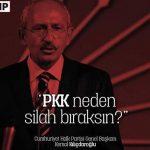 PKK'yı kim meşrulaştırıp, muhatap olarak görüyor?