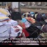 Video – Kirasını ödeyemediği için ev sahibi eşyalarını sokağa attı; kiracı komaya girdi!