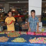 Kocaeli'nin Körfez ilçesinde semt pazarındaki vatandaşların yorumları…