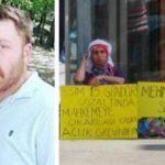 Kayıp Mehmet Özdemir'in eşi açlık grevine başladı