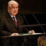 Suriye dışişleri bakanı: Türkiye, Suriye topraklarını derhal terk etsin