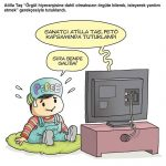 Karikatür – Sıra Pepee'ye geldi